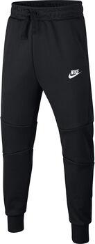 Nike Sportswear Tech broek Jongens Zwart