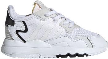 adidas Nite Jogger kids sneakers Jongens Wit