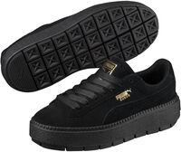 Suede Platform Trace sneakers