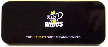 Crep Wipes Zwart