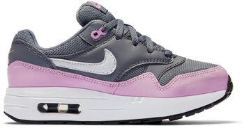Nike Air Max 1 (PS) Pre-School Girls' Shoe Meisjes Zwart