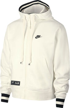 Nike Sportswear Air hoodie Heren Wit