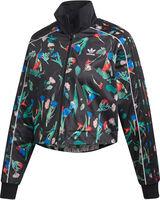 Bellista Allover Print Track Jacket