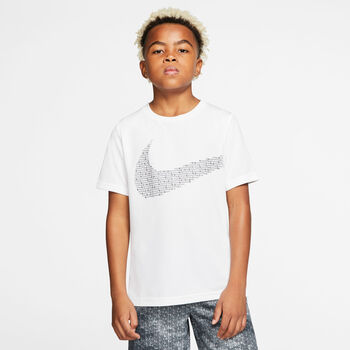 Nike Statement Performance kids shirt Jongens Wit
