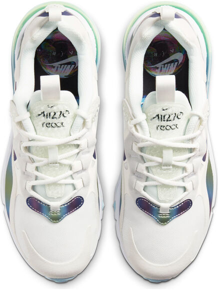 Air Max 270 React Bubble Pack kids sneakers