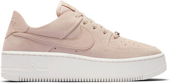 Nike Air Force 1 Sage Low sneakers Dames Bruin