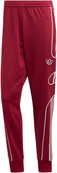 ADIDAS Flamestrike Trainingsbroek Heren Rood