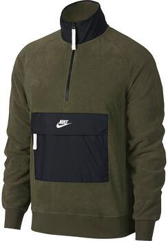 Nike Sportswear Core Winter longsleeve Heren Groen