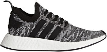 ADIDAS NMD_R2 PK sneakers Heren Zwart