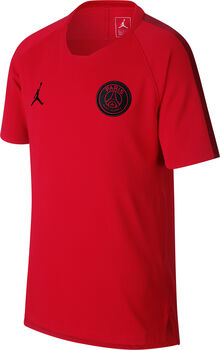Nike Paris Saint-Germain Dry Squad Drill jr shirt Jongens Rood