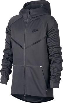 Nike Sportswear Tech hoodie Jongens Zwart