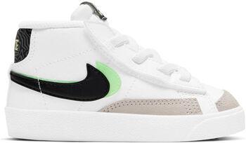 Nike Blazer Mid '77 SE kids sneakers Jongens Wit