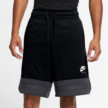 Nike Sportswear Air Mesh short Heren Zwart