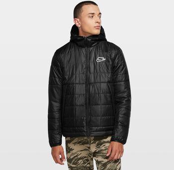 Nike Sportswear Synthetic Fill Fleece jack Heren Zwart
