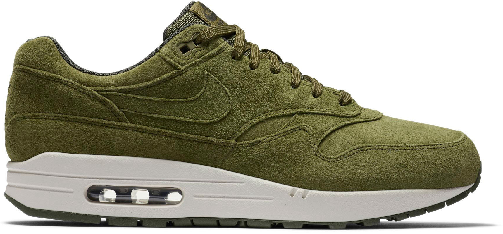 air max 1 heren groen
