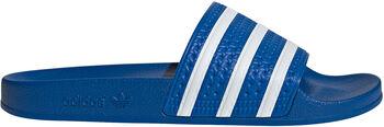 adidas adilette Badslippers Heren Blauw
