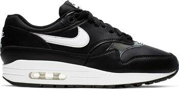 Nike Air Max 1 sneakers Dames Zwart