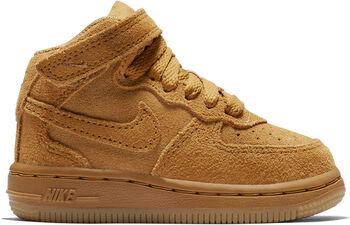 Nike Air Force 1 Lv8 sneakers Jongens Geel