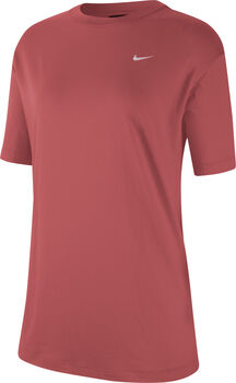 Nike Sportswear Essential shirt Dames Oranje