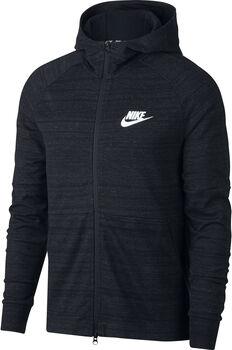 Nike Sportswear Advance 15 hoodie Heren Zwart