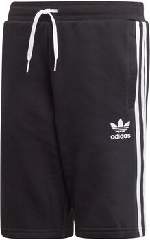 adidas Fleece Short Jongens Zwart