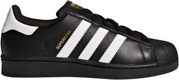 adidas Superstar Foundation - kids Zwart