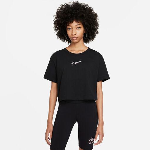 Sportswear Printed Crop t-shirt