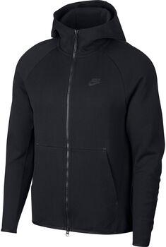 Nike Sportswear Tech Fleece hoodie Heren Zwart