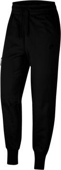 Nike Sportwear Tech Fleece broek Dames Zwart