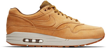 Nike Air Max 1 Premium sneakers Heren Geel