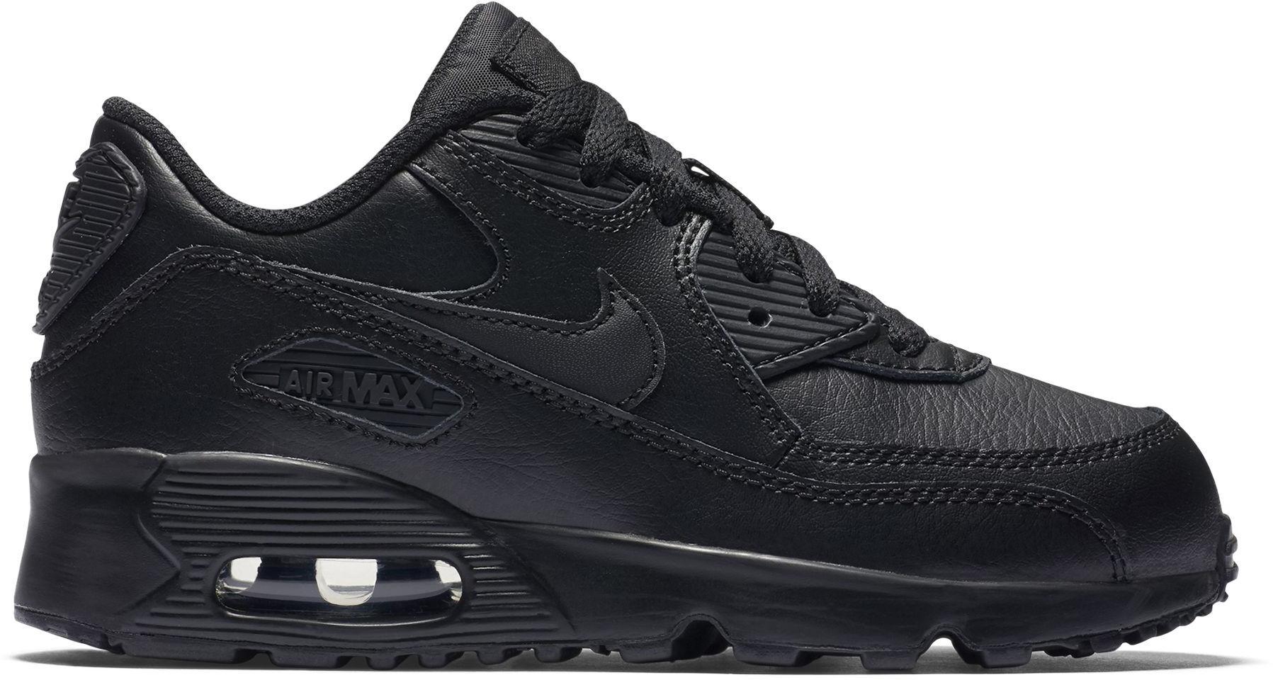 nike airmax schoenen zwart
