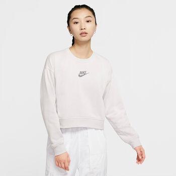 Nike Sportswear Long-Sleeve shirt Dames Grijs