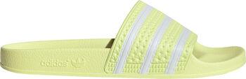 adidas Adilette slippers Heren Geel