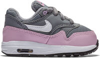 Nike Air Max 1 (TD) Toddler Girls' Shoe