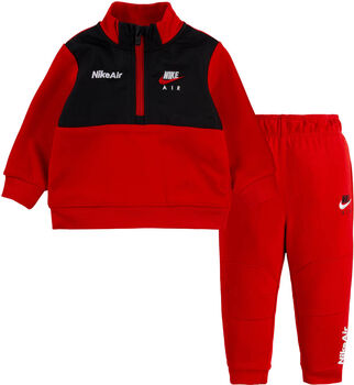 Nike Air Tricot kids set Jongens Rood