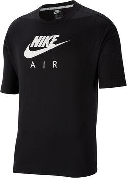 Nike Air t-shirt Dames Zwart