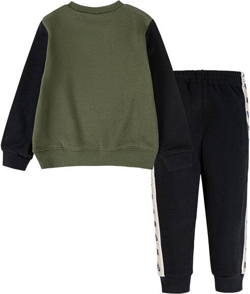 Elevated Trims sweater en broek kids set