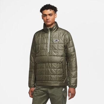 Nike Sportswear Synthetic-Fill jack Heren Groen