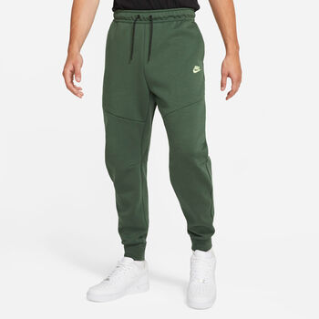 Nike Sportswear Tech Fleece joggingsbroek Heren Groen