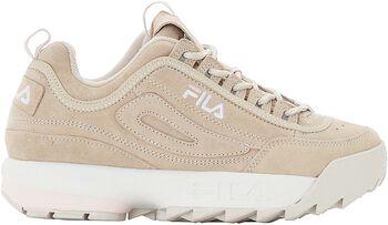 FILA Disruptor Low sneakers Dames Grijs