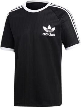 adidas Baseball shirt Heren Zwart