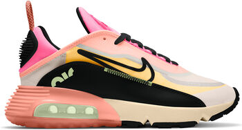 Nike Air Max 2090 sneakers Dames Geel