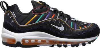 Nike Air Max 98 Premium sneakers Dames Zwart