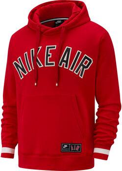 Nike Air hoodie Heren Rood