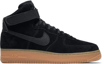 Nike Air Force 1 High '07 Lv8 Suede Heren Zwart