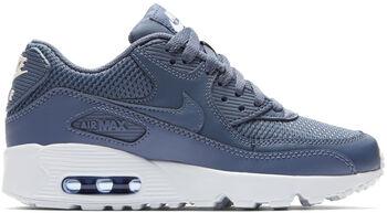 Nike Air Max 90 Mesh sneakers Jongens Blauw