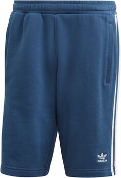 adidas 3-Stripes short Heren Blauw