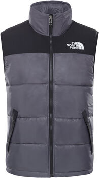 The North Face Himalayan Synthetic bodywarmer Heren Grijs