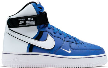Nike Air Force 1 High LV8 2 kids sneakers Jongens Blauw