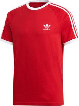 adidas 3-Stripes t-shirt Heren Rood